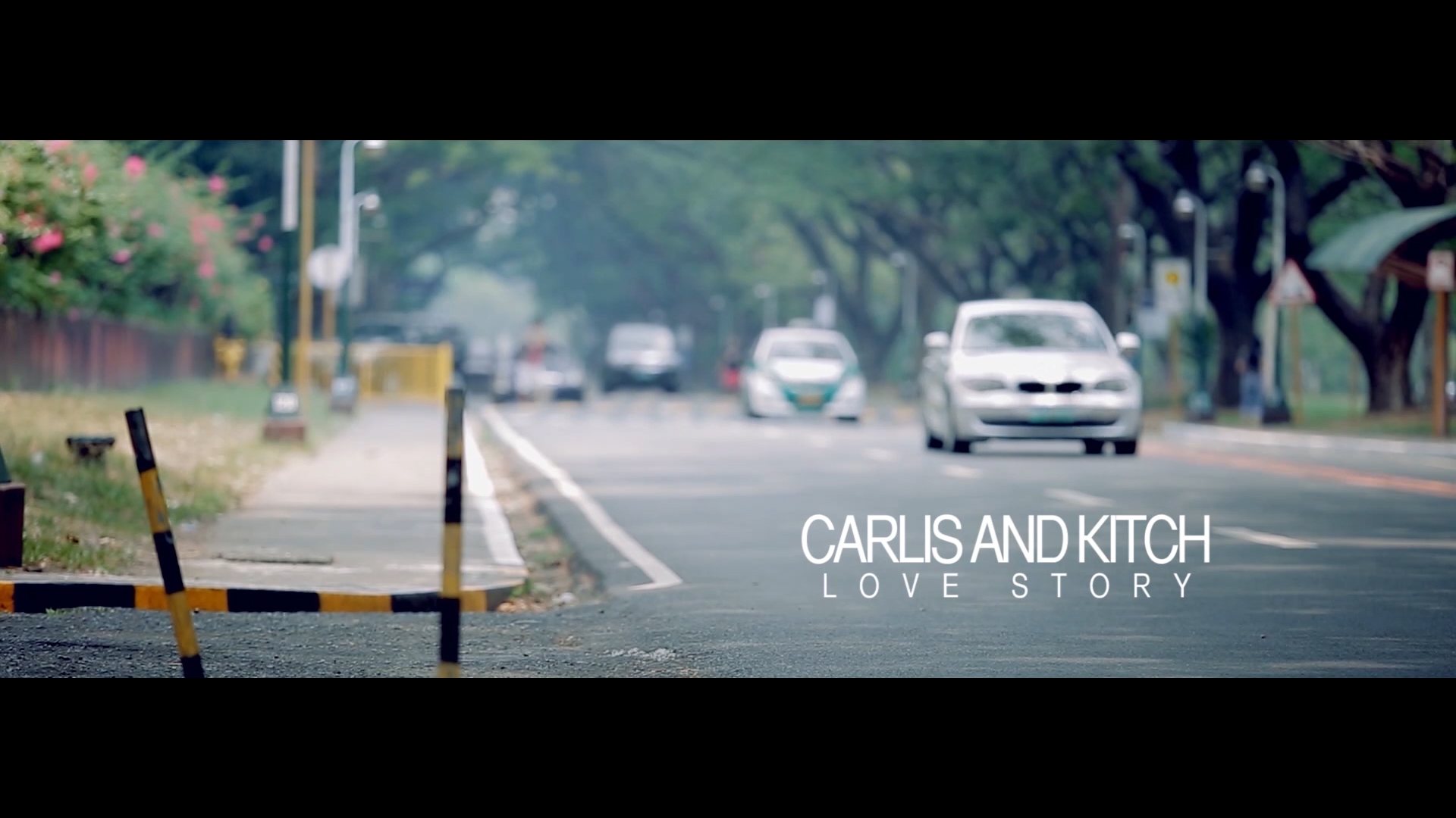 Carlis and Kitchie | Love Story